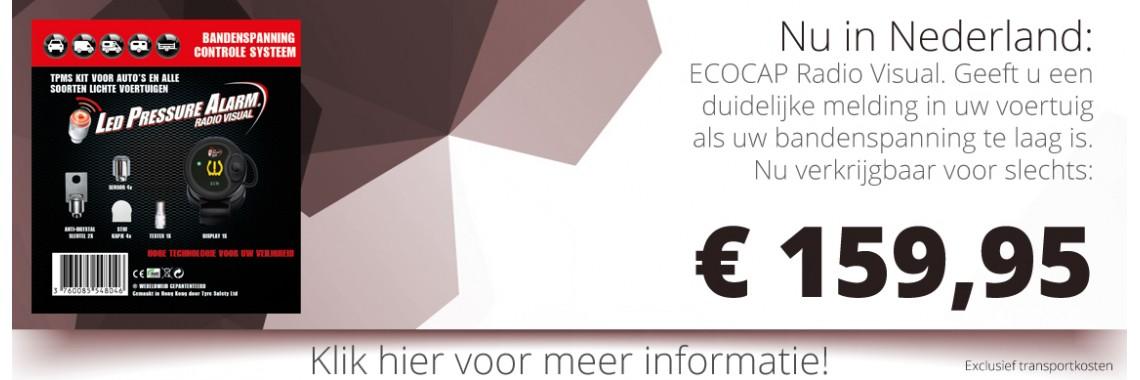 ECOCAP 4-Pack RV nu verkrijgbaar!