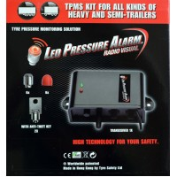 ECOCAP PRO Radio Visual System 6-pack Trailer